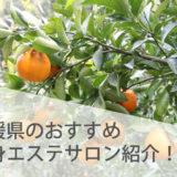 愛媛県の人気おすすめ痩身エステサロンランキング