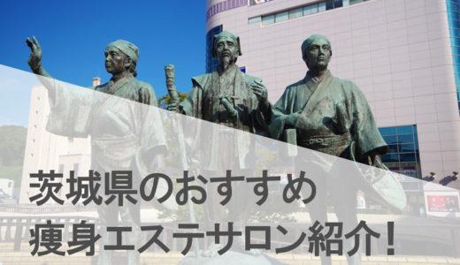 茨城県(水戸,つくば,土浦)でダイエットにおすすめの痩身エステサロン!